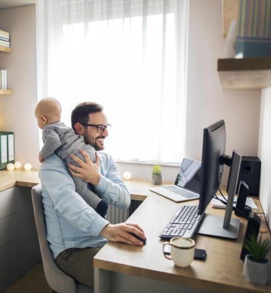 Corona und Arbeitswelt / Bild von Jelena via stock.adobe.com
