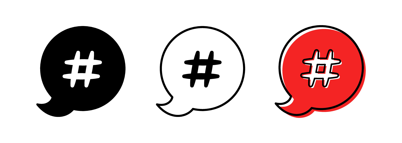 Hashtagbild von PaHa via Adobe Stock