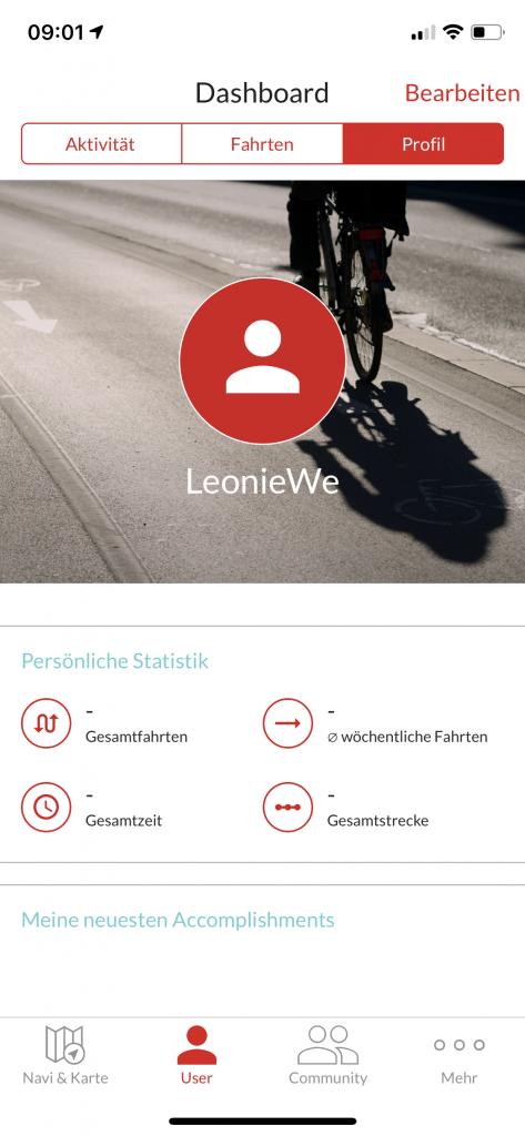 Bike Citizens App