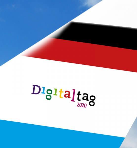Partnergrafik Digitaltag