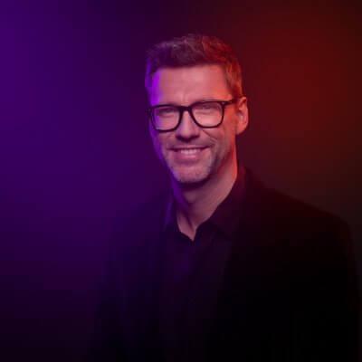 Porträt von Andreas Schwend zum Interview über Digitalisierung