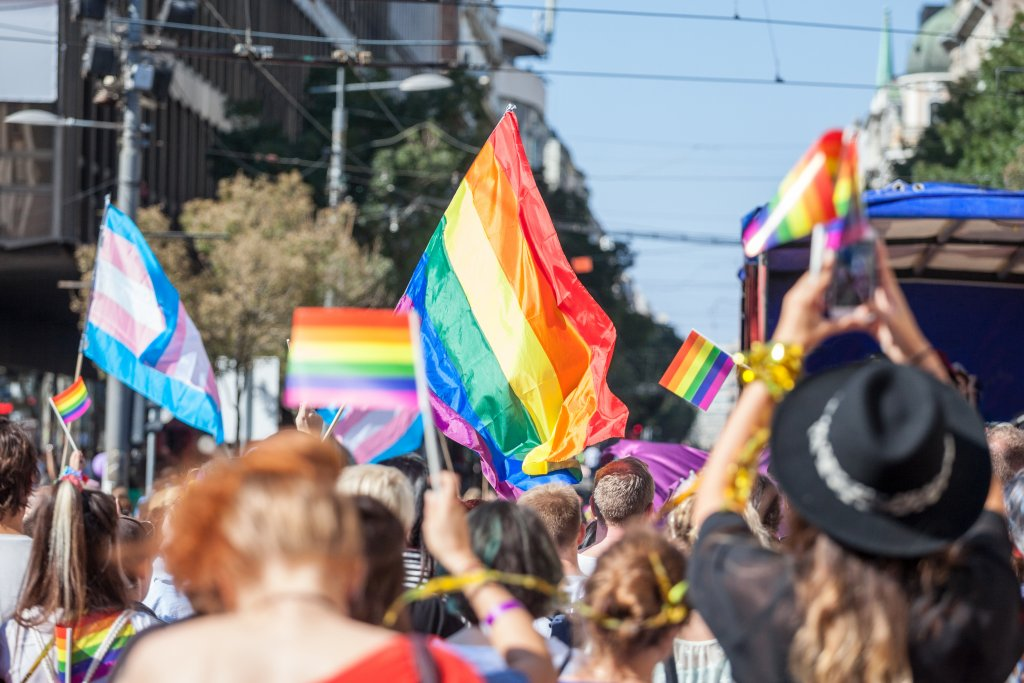 Pride March Bild von Jerome via Adobe Stock