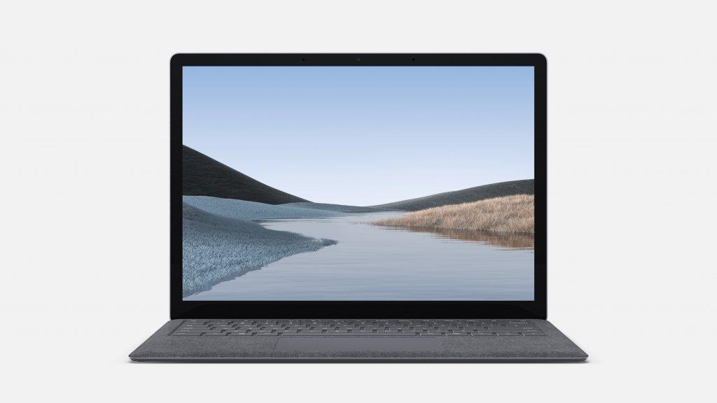 Microsoft Surface Laptop 3 - die besten Laptops für die Videobearbeitung