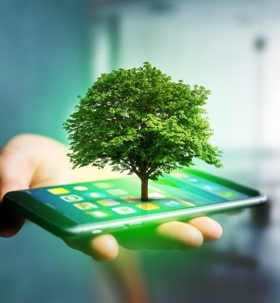 Titelbild nachhaltige Smartphones von Production Perig via Adobe Stock