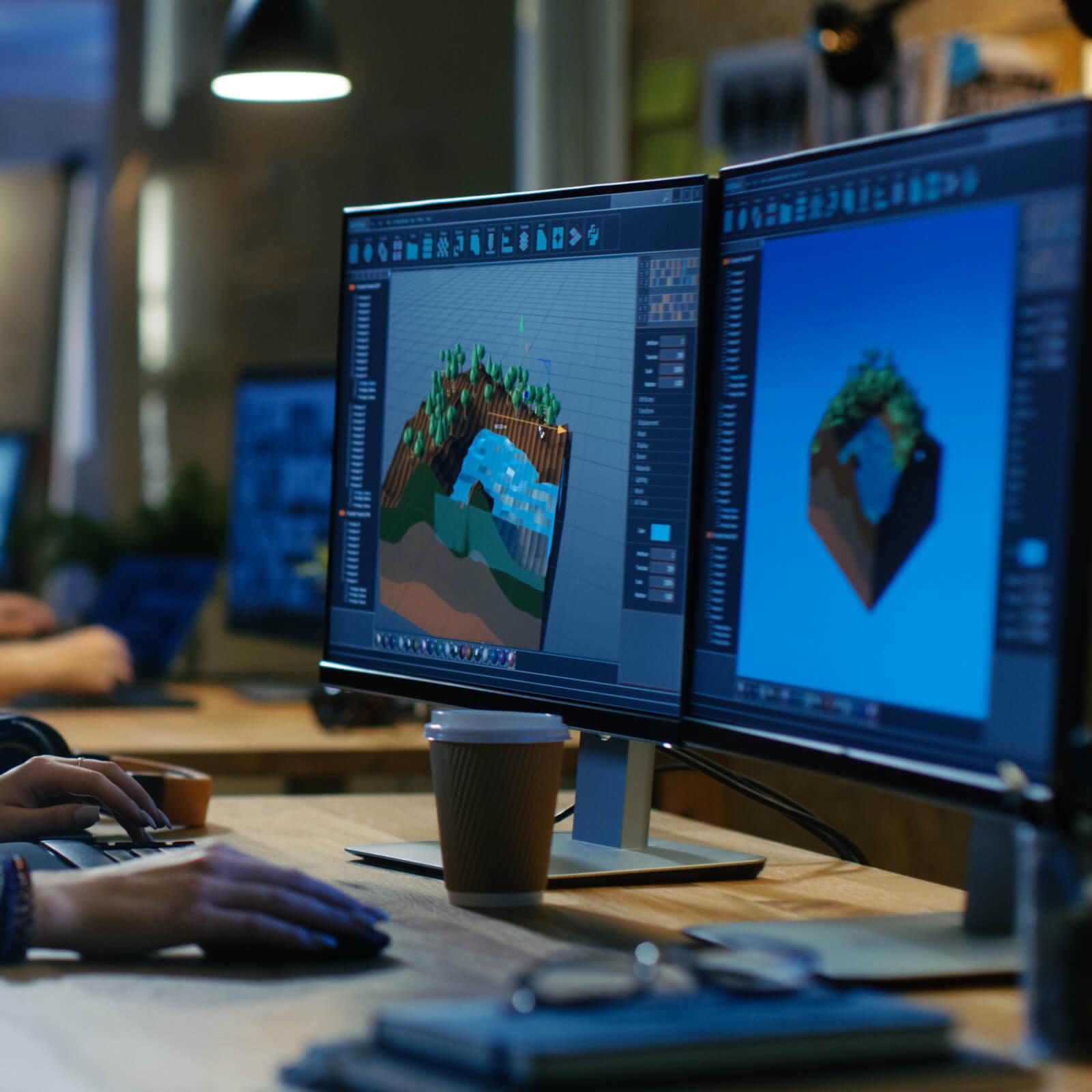 Game Development: Welche Spiele Engine für Anfänger? - Netzpiloten.de
