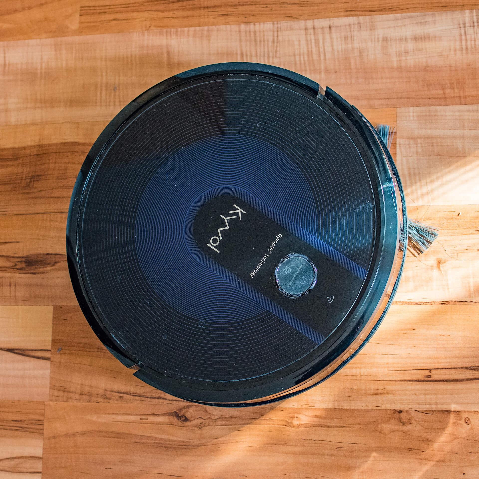 Kyvol Cybovac E31 im Test: Preiswerte Reinheit im Smart Home - Netzpiloten.de
