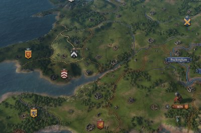 Crusader Kings 3 Screenshot / Bild von Paradox Development Studios