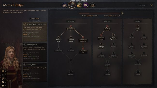 Lebenswandel in Crusader Kings 3 / Bild von Paradox Development Studios