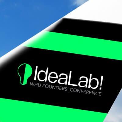 Partnergrafik IdeaLab! Titelbild