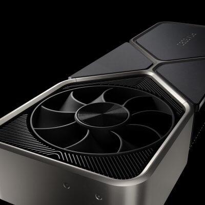 Die GeForce RTX 3080