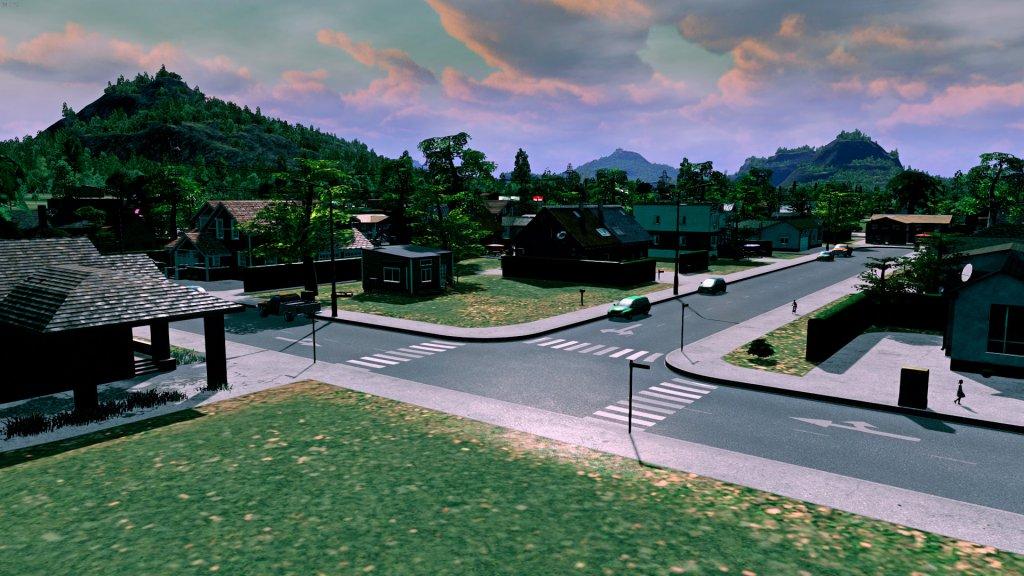 Photo Mode in Cities Skylines