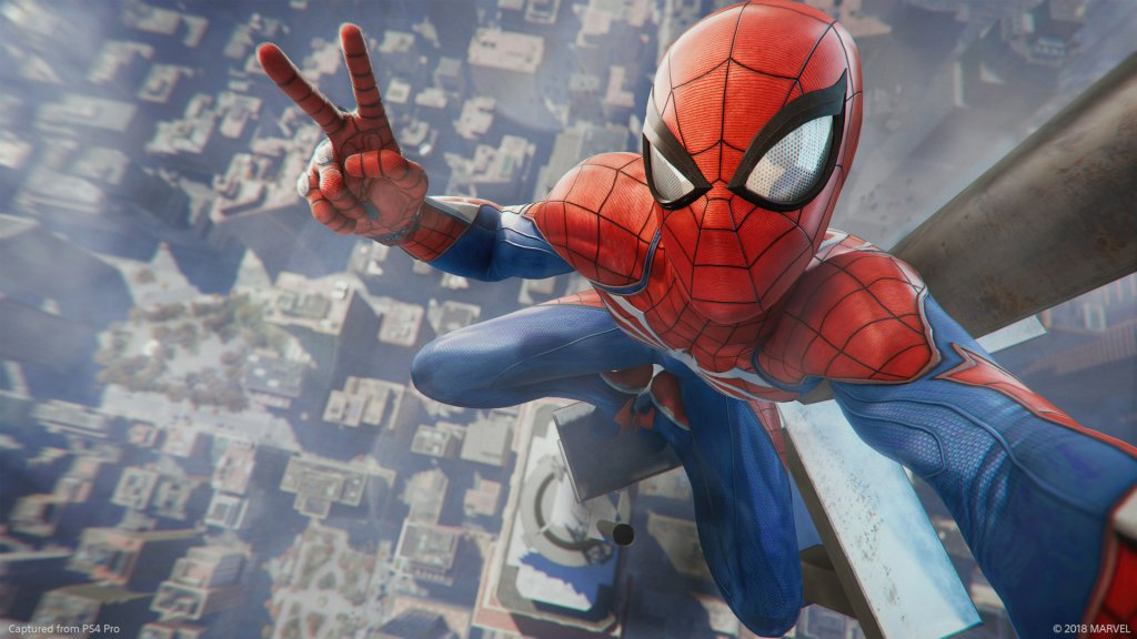 Screenshot aus Marvel's Spider Man