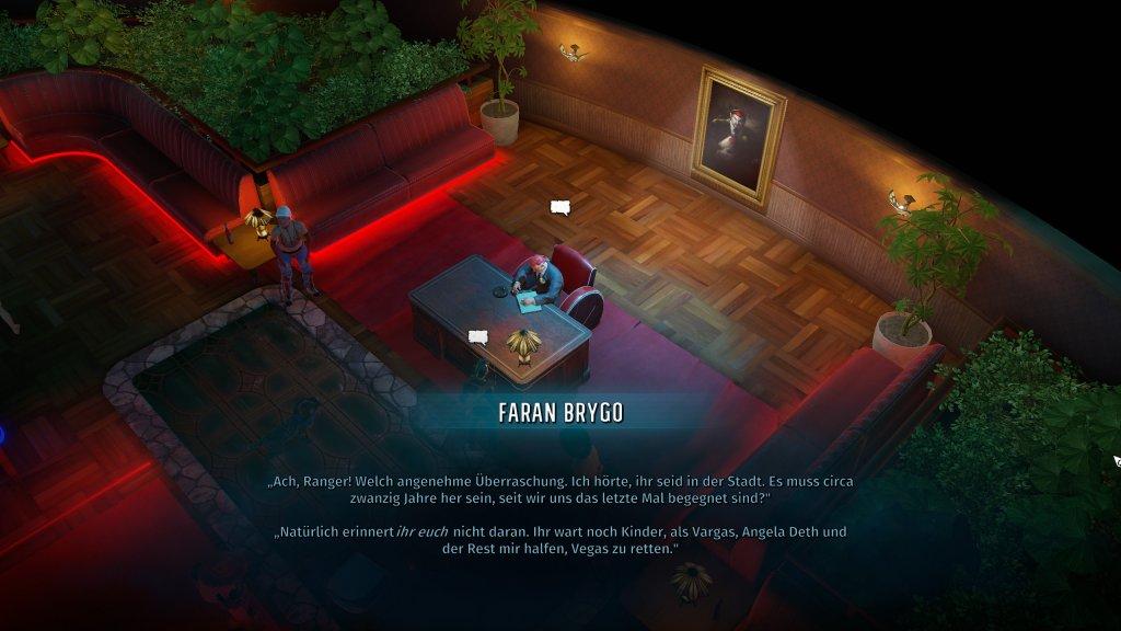 Der Casino-Besitzer Faran Brygo