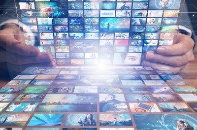 Das Bild zeigt internationales Netflix mit einem VPN