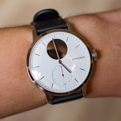 Withings Scan watch Front