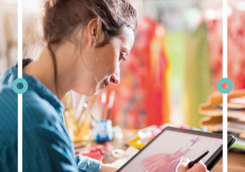So könnt ihr als Anfänger in die Welt des Digitalen Zeichnens einsteigen.