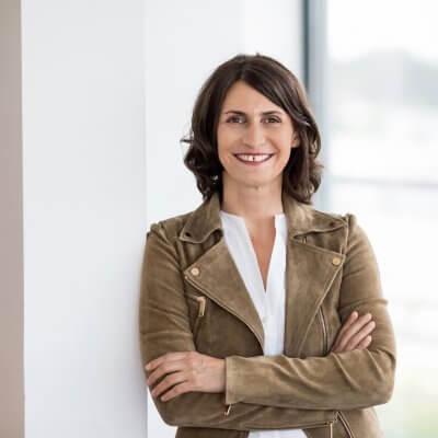 Dr. Elke Frank von der Software AG im Porträt