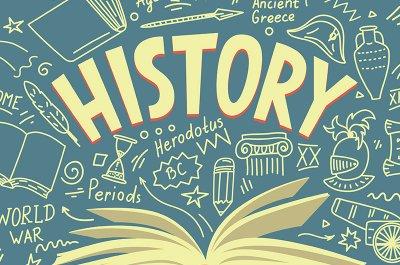 Das Bild veranschaulicht das Thema Geschichte zum Artikel die besten History-Podcasts