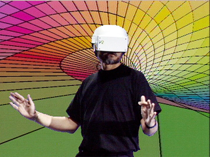 Topological Slide Rider - Virtual Art