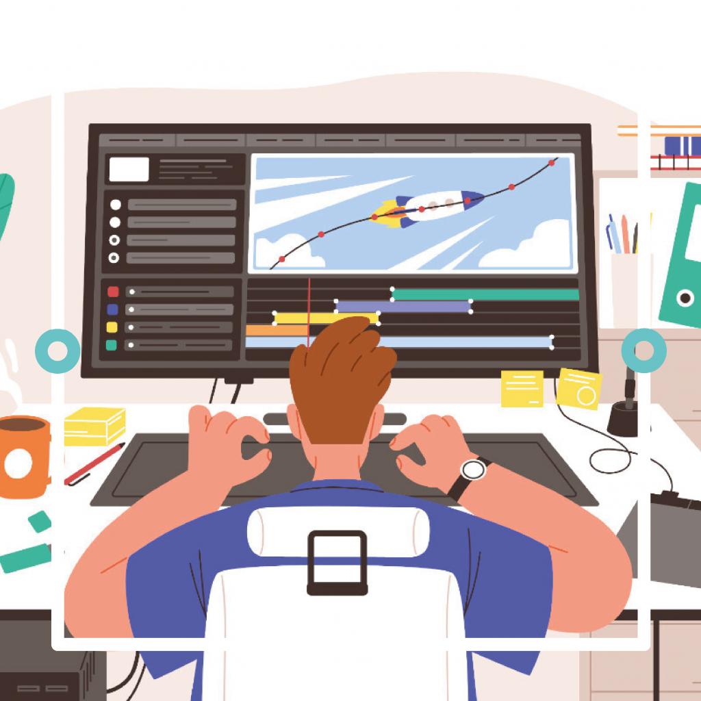 2D und 3D Animation – Software für Anfänger