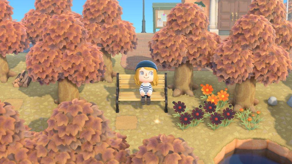 Animal Crossing: New Horizons Winterupdate