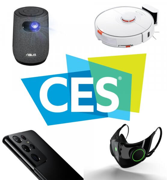 CES 2021 Theater