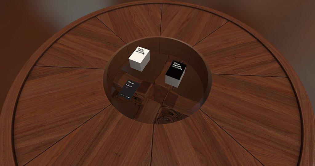 Das Bild zeigt Cards Against Humanity eine der besten Mods für den Tabletop Simulator