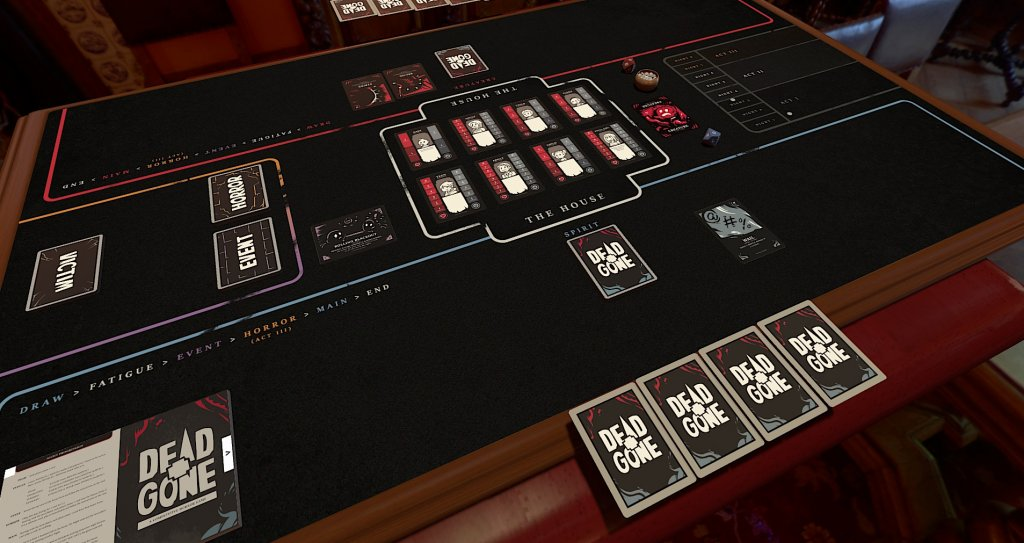 Das Bild zeigt das Spiel Dead Gone