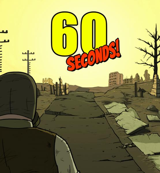 Titelbild zu 60 Seconds