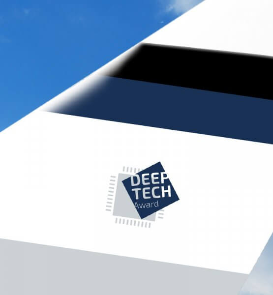 Partnergrafik Deep Tech Award