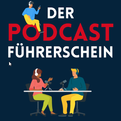 """Das Buch """"Der Podcast-Führerschein"""" von Dennis Eighteen"""
