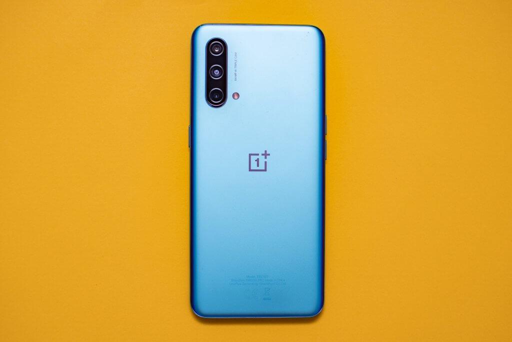 OnePlus Nord CE 5G Rückseite