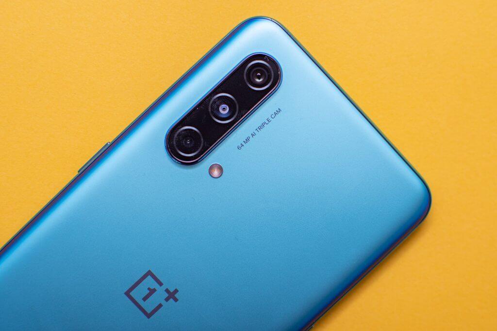 OnePlus Nord CE 5G Kamerasystem