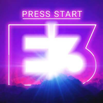 Ein Logo der E3 2021