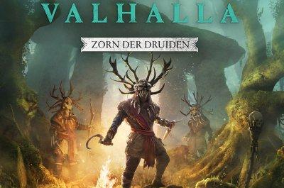 Coverart von Assassins Creed Valhalla: Zorn der Druiden