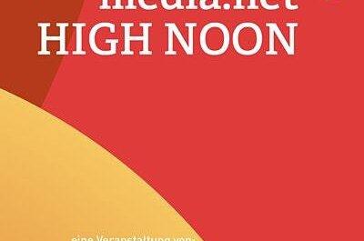 """Offizielles Veranstaltungslogo von """"High Noon"""""""