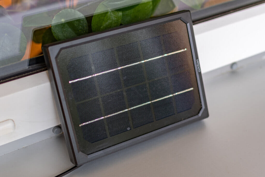 Avidsen HomeCam Akku Solarmodul