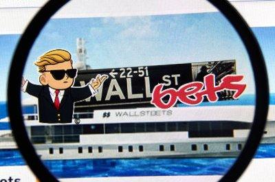 Wallstreetbets logo