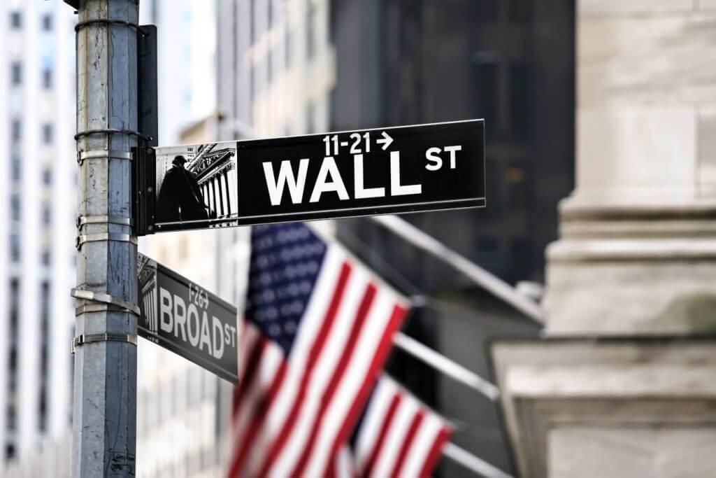 wallstreetbets, Wall street sign NY