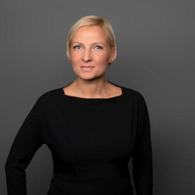 Jeannine Koch, Vorsitzende des media:net berlinbrandenburg e.V.